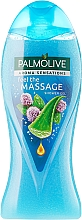 "Fragrances, Perfumes, Cosmetics Shower Gel ""Feel the Massage"" - Palmolive Shower Gel"