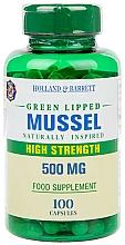 Fragrances, Perfumes, Cosmetics Mussel Food Supplement - Holland & Barrett Green Lipped Mussel 500mg
