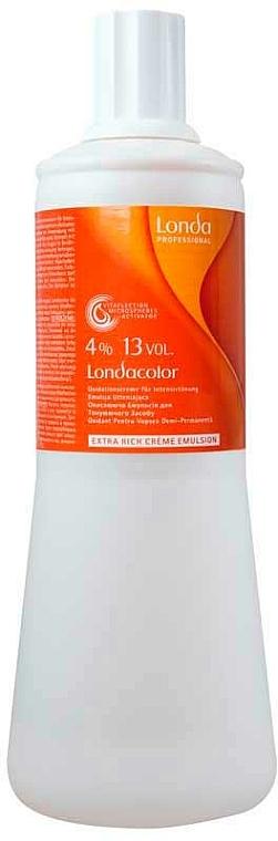 Oxidizing Emulsion for Permanent Cream Color 4% - Londa Professional Londacolor Permanent Cream