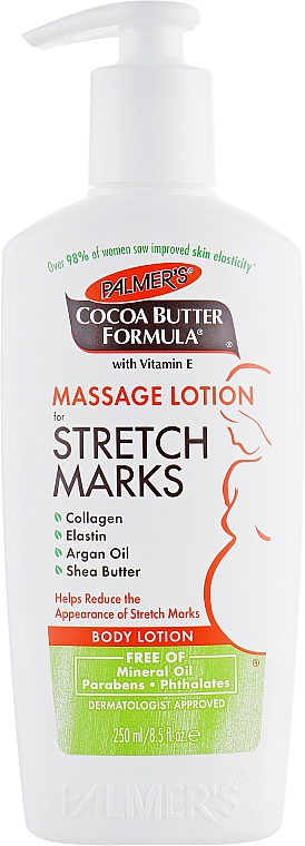 Massage Lotion for Stretch Marks - Palmer's Cocoa Butter Formula Massage Lotion for Stretch Marks
