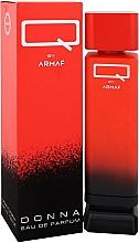 Fragrances, Perfumes, Cosmetics Armaf Q Donna - Eau de Parfum