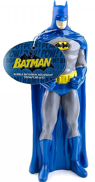 "Bath Foam ""Batman"" - DC Comics Batman 3D Bath Foam"