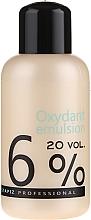 Fragrances, Perfumes, Cosmetics Creamy Oxydant Emulsion 6% - Stapiz Professional Oxydant Emulsion 20 Vol