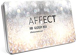 Fragrances, Perfumes, Cosmetics Customizable Empty Aluminium Palette - Affect Cosmetics Glossy Box Mini Aluminium Palette