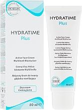 Fragrances, Perfumes, Cosmetics Moisturizing Day Cream - Synchroline Hydratime Plus Day Face Cream