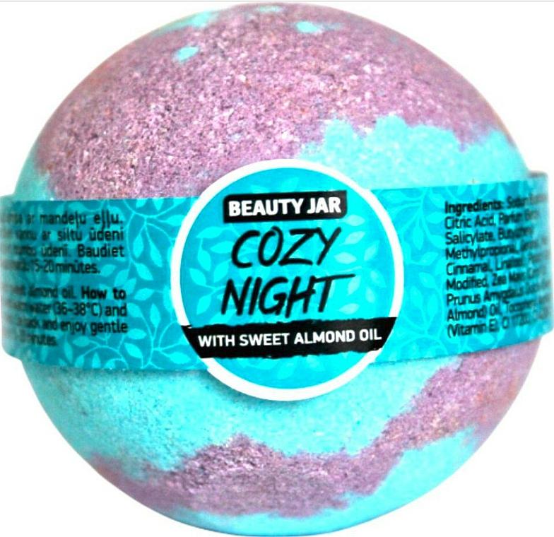 Bath Bomb - Beauty Jar Cozy Nigh — photo N1