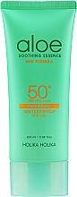 Fragrances, Perfumes, Cosmetics Sunscreen Aloe Gel - Holika Holika Aloe Waterproof Sun Gel