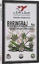 """Fragrances, Perfumes, Cosmetics Hair Powder """"Bhringraj"""" - Le Erbe di Janas Bhringraj"""