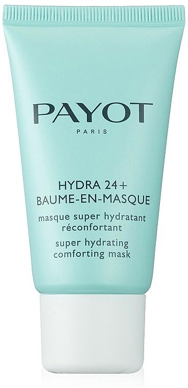 Moisturizing Mask - Payot Hydra 24 Super Hydrating Comforting Mask