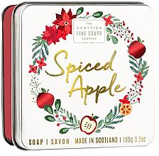 Fragrances, Perfumes, Cosmetics Christmas Apple & Spice Soap - Scottish Fine Soaps Spiced Apple Soap