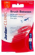 Fragrances, Perfumes, Cosmetics Interdental Brush, 0,5 mm mini, 5 pcs - Jordan Interdental Brush