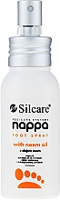 Fragrances, Perfumes, Cosmetics Foot Liquid with Neem Oil - Silcare Nappa Foot Liquid with Neem Oil