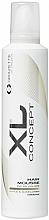 Fragrances, Perfumes, Cosmetics Volume Hair Mousse - Grazette XL Concept Hair Mousse Extra Volume