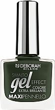 Fragrances, Perfumes, Cosmetics Nail Polish - Deborah Gel Effect Nail Enamel