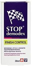 Fragrances, Perfumes, Cosmetics Finish Control Gel - FitoBioTekhnologii-Stop Demodex