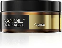 Fragrances, Perfumes, Cosmetics Algae Hair Mask - Nanoil Algae Hair Mask