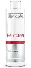 Fragrances, Perfumes, Cosmetics Acid Neutralizer - Bielenda Professional Exfoliation Face Program Neutralizer