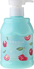 Fragrances, Perfumes, Cosmetics Creamy Shower Gel with Wild Cherry Scent - Frudia My Orchard Cherry Body Wash