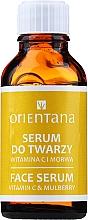 Fragrances, Perfumes, Cosmetics Vitamin C Face Serum - Orientana Bio Serum For Face