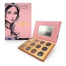 Fragrances, Perfumes, Cosmetics Eyeshadow Palette - Vivo London Eye Collection