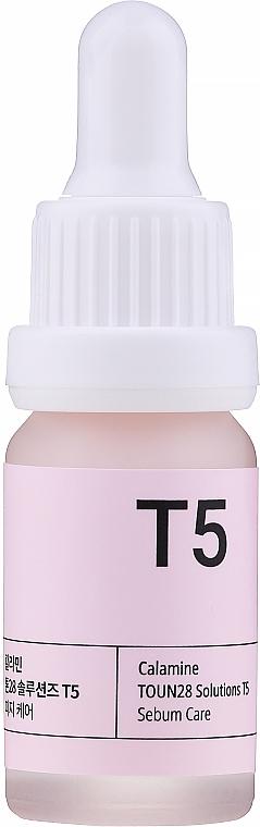 Calamine Face Serum - Toun28 T5 Calamine Serum — photo N1