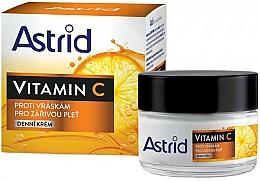 Fragrances, Perfumes, Cosmetics Anti-Wrinkle Vitamin C Day Cream - Astrid Vitamin C Daily Anti-Wrinkle Cream