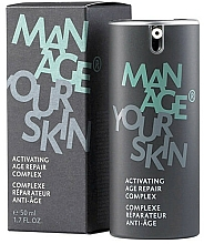 Fragrances, Perfumes, Cosmetics Activating Age Repair Complex - Dr. Spiller Manage Your Skin Activating Age Repair Complex