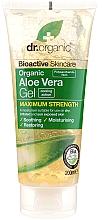 "Fragrances, Perfumes, Cosmetics Body Gel ""Aloe"" - Dr. Organic Bioactive Skincare Organic Aloe Vera Gel"