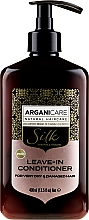 Fragrances, Perfumes, Cosmetics Leave-In Keratin Dry & Damaged Hair Conditioner - Arganicare Silk Leave-In Conditioner For Very Dry & Damaged Hair