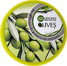 Fragrances, Perfumes, Cosmetics Olive Body Butter - Nature of Agiva Olives Body Butter