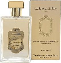 Fragrances, Perfumes, Cosmetics La Sultane de Saba Fleur d'Oranger Orange Blossom - Eau de Parfum