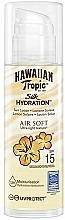 Fragrances, Perfumes, Cosmetics Sun Lotion for Body - Hawaiian Tropic Silk Air Soft Sun Lotion SPF 15