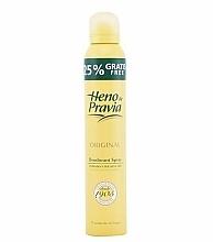 Fragrances, Perfumes, Cosmetics Heno de Pravia Original - Deodorant Spray