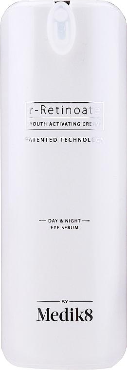 Rejuvenating Retinyl Retinoate Cream-Serum - Medik8 r-Retinoate Youth Activating Cream Day & Night Eye Serum — photo N1