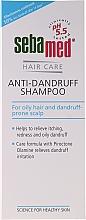 Fragrances, Perfumes, Cosmetics Anti-Dandruff Shampoo - Sebamed Anti Dandruff Shampoo