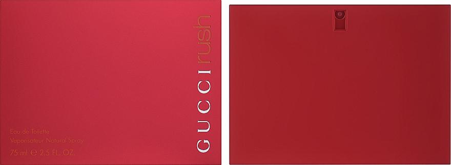 Gucci Rush - Eau de Toilette — photo N2