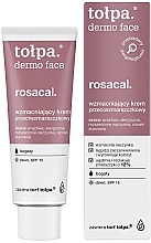 Fragrances, Perfumes, Cosmetics Anti-Wrinkle Strengthening Cream - Tolpa Dermo Face Rosacal Face Cream