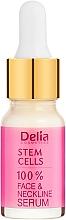 Fragrances, Perfumes, Cosmetics Stem Sells Face and Neckline Anti-Wrinkle Rejuvenating Intensive Serum - Delia Face Care Stem Sells Face Neckline Intensive Serum