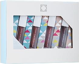 Fragrances, Perfumes, Cosmetics Set - Ofra Fireside Hotties Mini Lip Set (lipstick/4x2g)