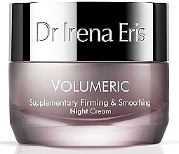 Fragrances, Perfumes, Cosmetics Smoothing Night Cream - Dr. Irena Eris Volumeric Supplementary Firming & Smoothing Night Cream