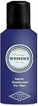 Fragrances, Perfumes, Cosmetics Evaflor Whisky Vintage - Deodorant
