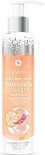 "Fragrances, Perfumes, Cosmetics Hand & Body Balm ""Wild Orange & Chilli"" - Kabos Wild Orange & Chilli Hand & Body Lotion"