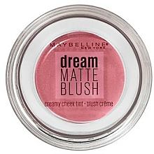 Fragrances, Perfumes, Cosmetics Creamy Blush - Maybelline Dream Matte Blush