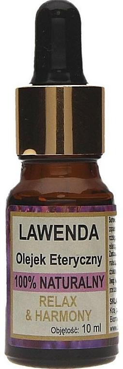 Natura Lavender Essential Oil - Biomika Lavender Oil