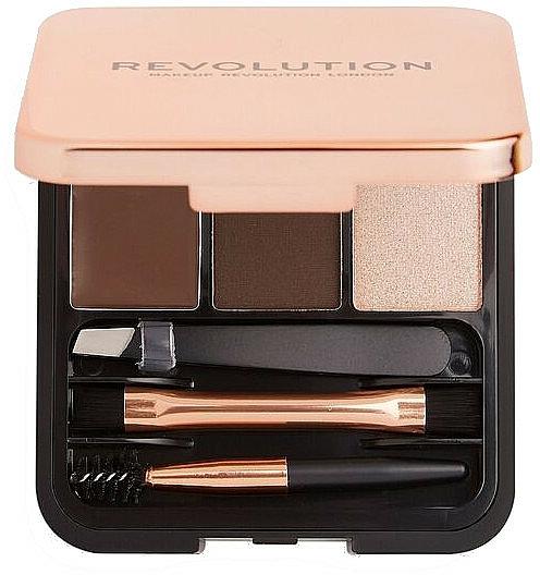 Brow Set - Makeup Revolution Brow Sculpt Kit
