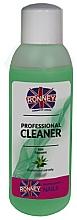 "Fragrances, Perfumes, Cosmetics Nail Degreaser ""Aloe"" - Ronney Professional Nail Cleaner Aloe"