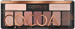 Fragrances, Perfumes, Cosmetics Eyeshadow Palette - Catrice The Matte Cocoa Collection Eyeshadow Palette