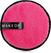 "Fragrances, Perfumes, Cosmetics Cleansing Sponge ""My Cookie"", fuchsia - MakeUp Makeup Cleansing Sponge Fuchsia"