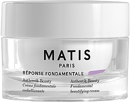 Fragrances, Perfumes, Cosmetics Face Cream - Matis Reponse Fondamentale Authentik-Beauty