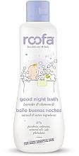 Fragrances, Perfumes, Cosmetics Night Bath Gel - Roofa Good Night Bath Gel